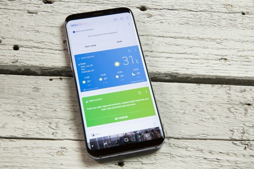 List of Bixby Commands for Samsung Galaxy S8