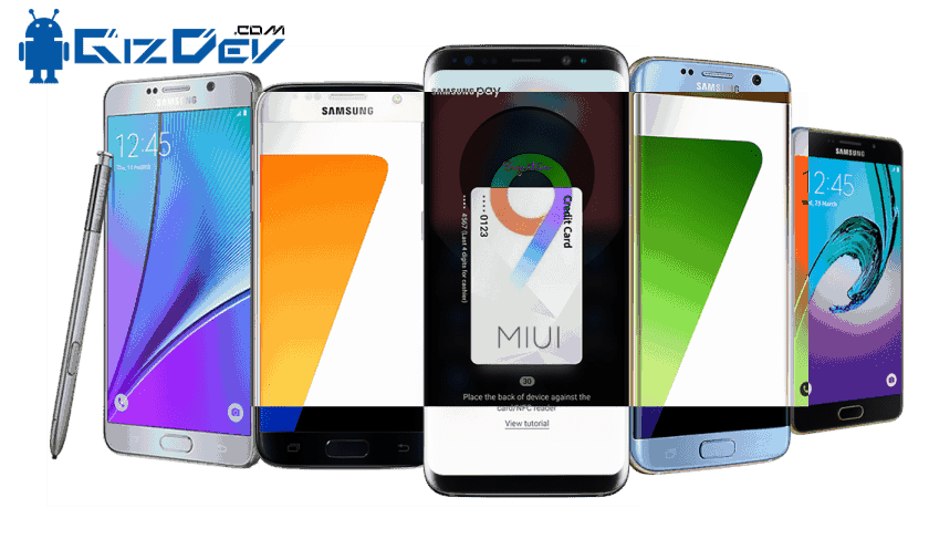 MIUI 9 Theme For All Samsung Devices - How To Install MIUI 9 Theme For All Samsung Devices