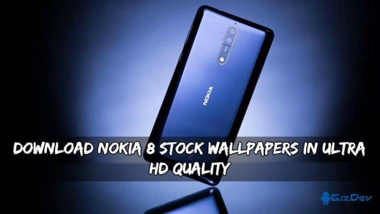 Nokia 8 Stock Wallpapers