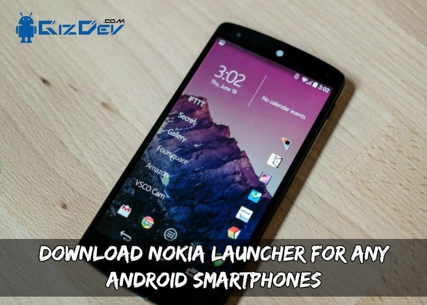 Nokia Launcher For Any Android Smartphones - Download Nokia Launcher For Any Android Smartphones