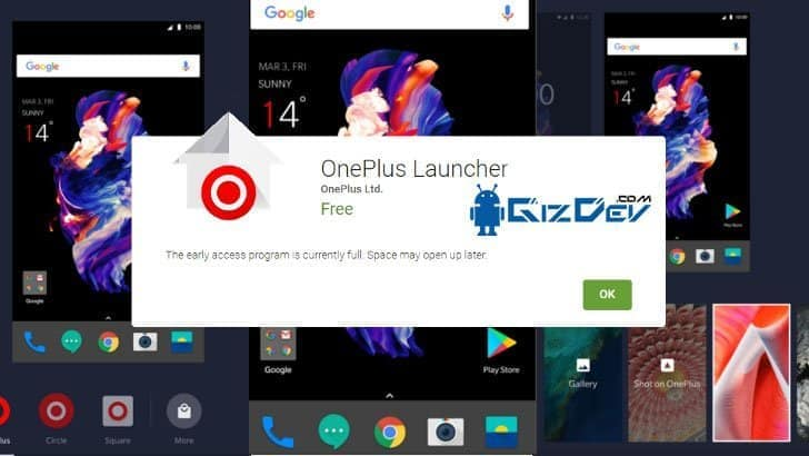 OnePlus Launcher In Your Android Device - Install OnePlus Launcher In Your Android Device Without Root