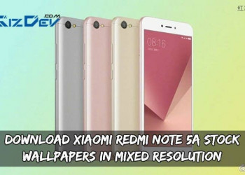 Download Xiaomi Redmi Note 5A Stock Wallpapers In Mixed Resolution