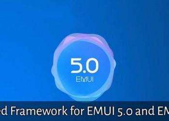 Install Xposed Framework for EMUI