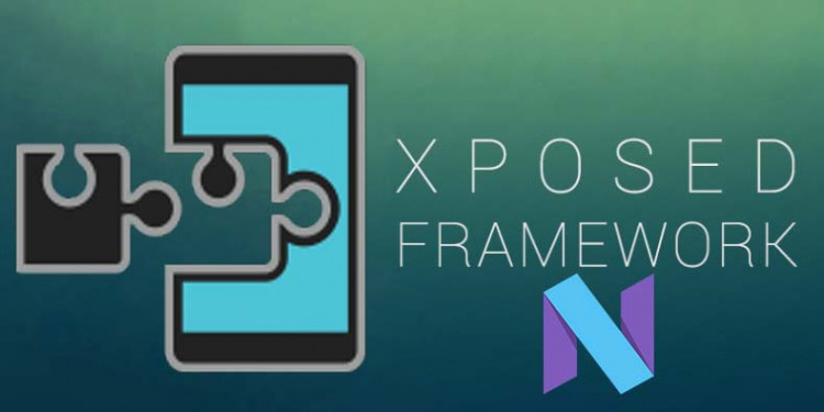 Xposed Framework On Android Nougat 750x375