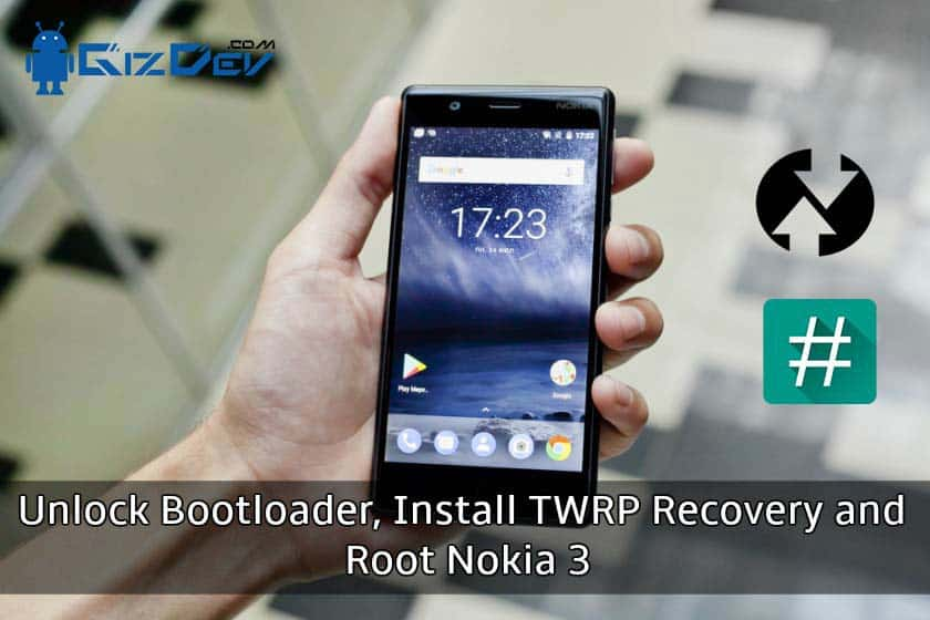 Guide To Unlock Bootloader, Install TWRP Recovery and Root