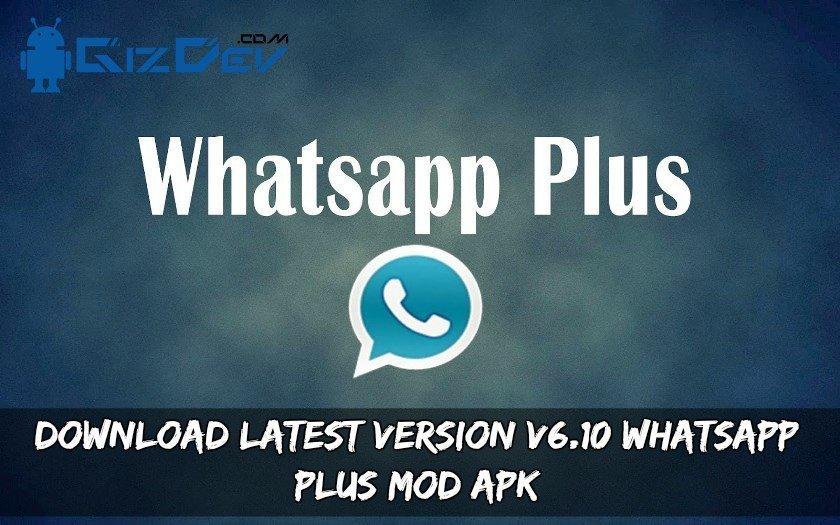 v6.10 WhatsApp Plus MOD APK