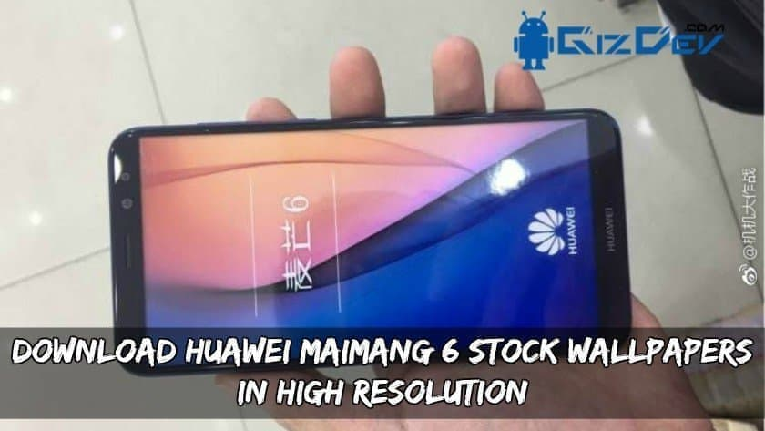 Download Huawei Maimang 6 Stock Wallpapers In High Resolution