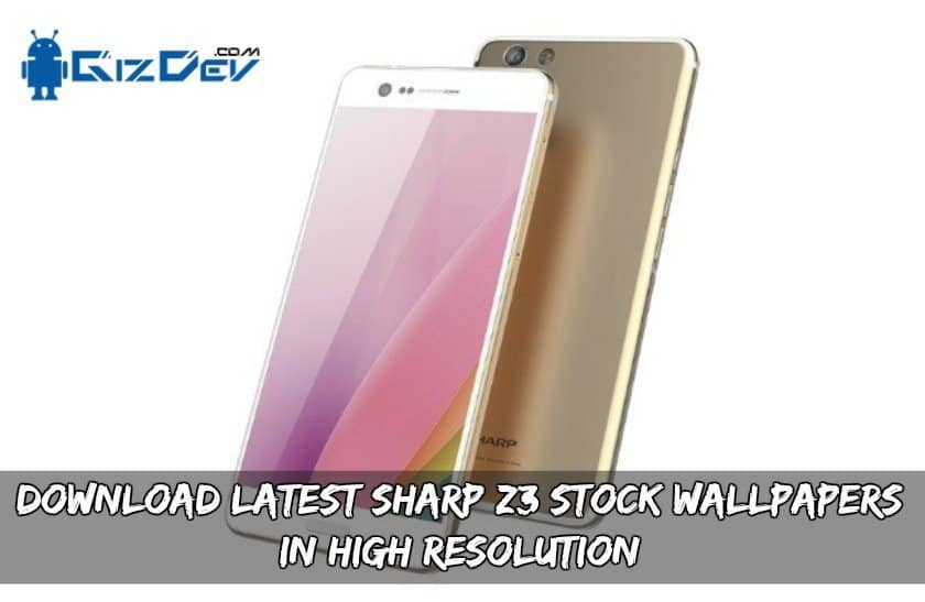 Latest Sharp Z3 Stock Wallpapers In High Resolution - Download Latest Sharp Z3 Stock Wallpapers In High Resolution