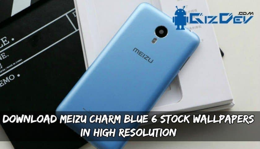 Meizu Charm Blue 6 Stock Wallpapers In High Resolution - Download Meizu Charm Blue 6 Stock Wallpapers In High Resolution