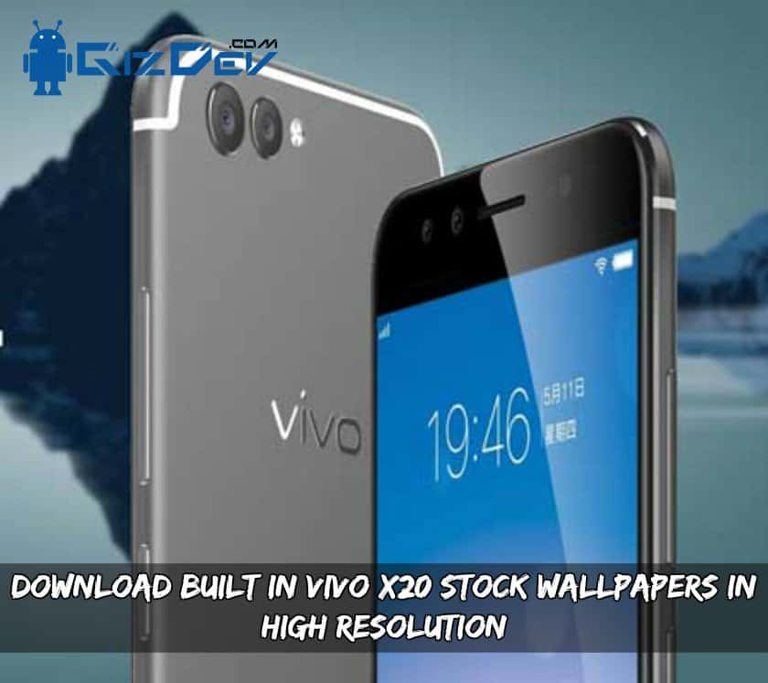 Vivo X20 Stock Wallpapers In High Resolution - Download Built In Vivo X20 Stock Wallpapers In High Resolution