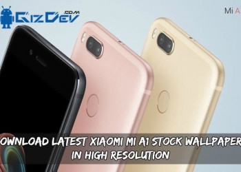 Download Latest Xiaomi MI A1 Wallpapers In High Resolution