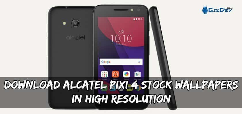 Alcatel Pixi 4 Stock Wallpapers In High Resolution - Download Alcatel Pixi 4 Stock Wallpapers In High Resolution