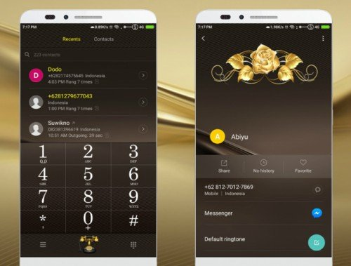 Huawei Honor LUX MIUI Theme 2 - Download Customized Huawei Honor LUX MIUI Theme (V8 Theme)