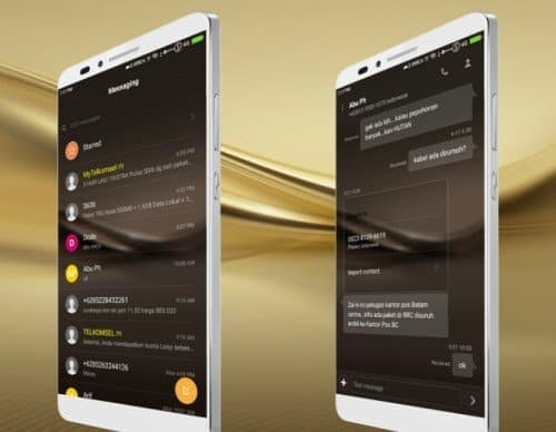 Huawei Honor LUX MIUI Theme 3 - Download Customized Huawei Honor LUX MIUI Theme (V8 Theme)