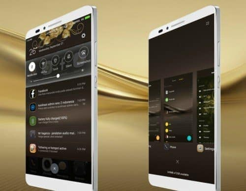 Huawei Honor LUX MIUI Theme 4 - Download Customized Huawei Honor LUX MIUI Theme (V8 Theme)
