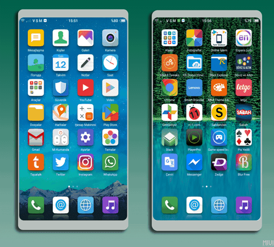 ss lg g6 2 - Download UX 6.0 LG G6 Theme For MIUI 8 And MIUI 9