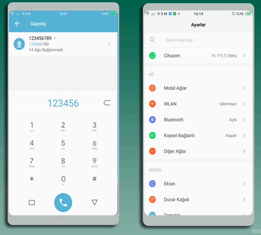 Download UX 6 0 LG G6 Theme For MIUI 8 And MIUI 9