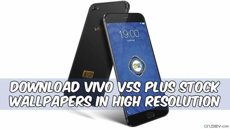 Vivo V5S Plus Stock Wallpapers