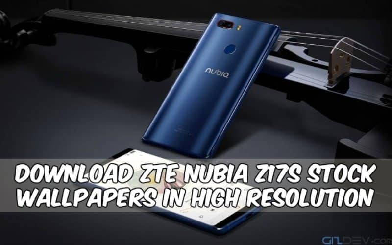 ZTE Nubia Z17S Stock Wallpapers