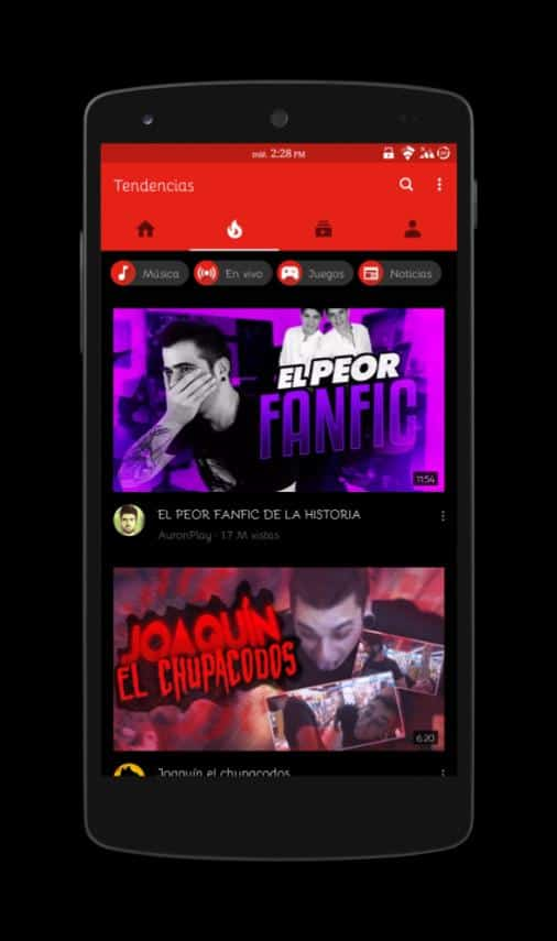 Dark Modded APK Youtube 2 - Download Latest Dark Modded YouTube APK With NO ADS