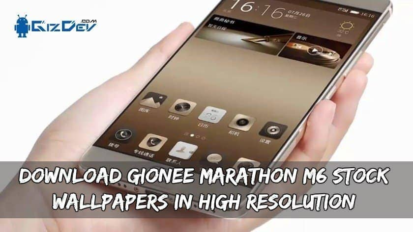Download Gionee Marathon M6 Stock Wallpapers In High Resolution