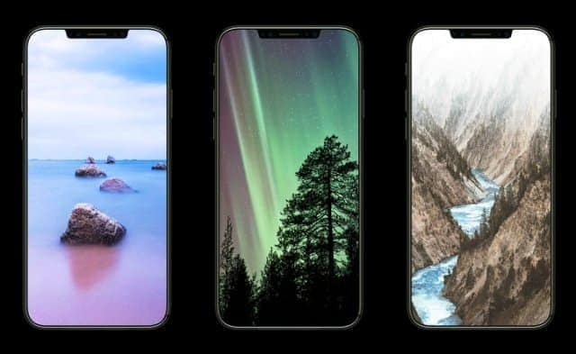 ss 2 1 - Download Latest iPhone X Stock Wallpapers In High Resolution