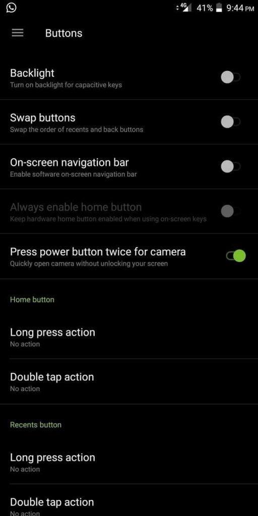 Disable Navigation Bar On OnePlus 5T 512x1024 - Guide To Disable Navigation Bar On OnePlus 5T (Root)