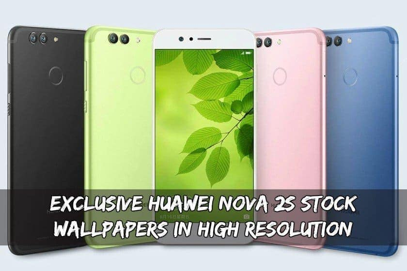 Exclusive Huawei Nova 2S Stock Wallpapers In High Resolution - Exclusive Huawei Nova 2S Stock Wallpapers In High Resolution