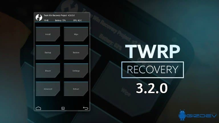 Install TWRP 3.2.0 Recovery For All Android Devices - Guide To Install TWRP 3.2.0 Recovery For All Android Devices [Official]