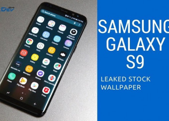 Download Exclusive Leaked Samsung Galaxy S9 Stock Wallpaper