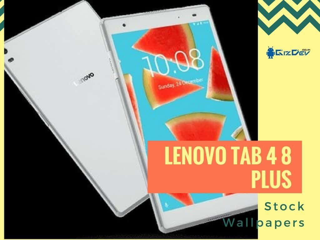 Download Lenovo Tab 4 8 Plus Stock Wallpapers In HD Resolution