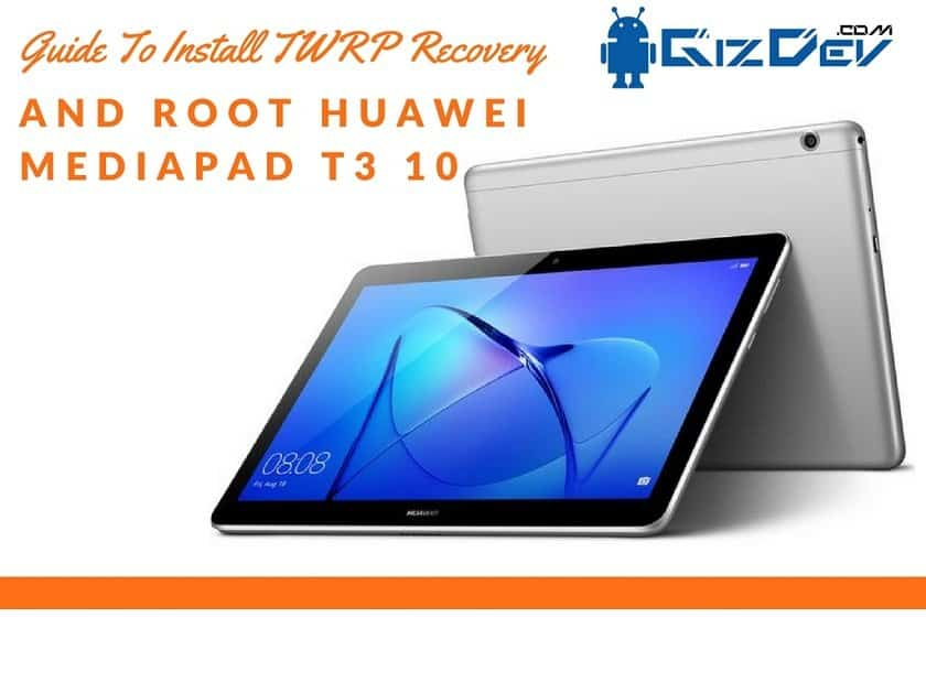 Install TWRP Recovery And Root Huawei Mediapad T3 10 AGS W09 - Install TWRP Recovery And Root Huawei Mediapad T3 10 (AGS-W09)