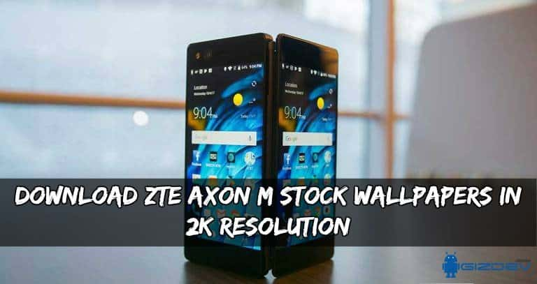 ZTE Axon M Stock Wallpapers - Download ZTE Axon M Stock Wallpapers In 2K Resolution