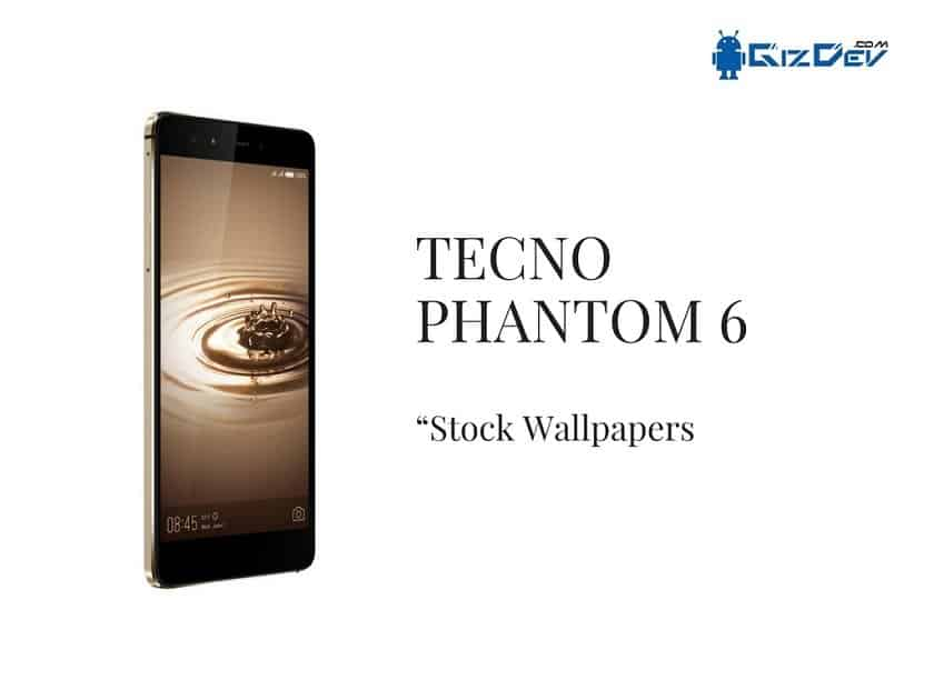 Download Tecno Phantom 6 Stock Wallpapers In HD Resolution