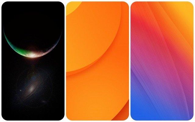 Doogee Mix 2 Stock Walls - Download Doogee Mix 2 Stock Wallpapers In HD Resolution