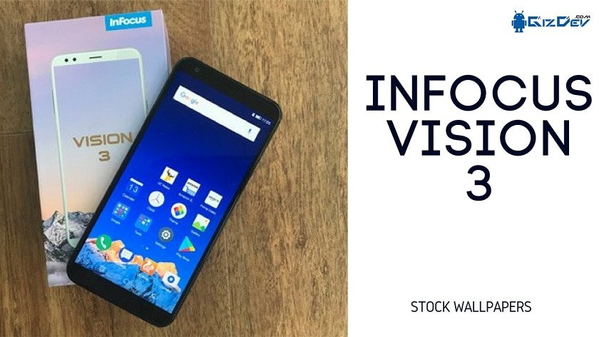 Download Infocus Vision 3 Stock Wallpapers In HD Resolution