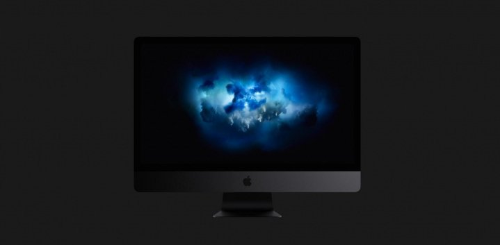 Apple iMac Pro Wallpaper