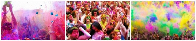 Happy Holi Wallpapes Screens 1