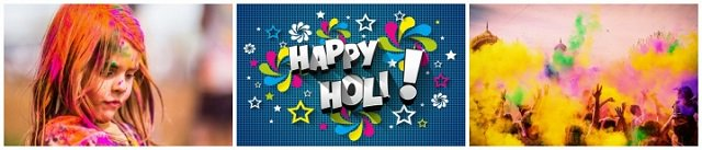 Happy Holi Wallpapes Screens 2