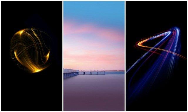 Huawei Nova 3E Stock Wallpapers 1