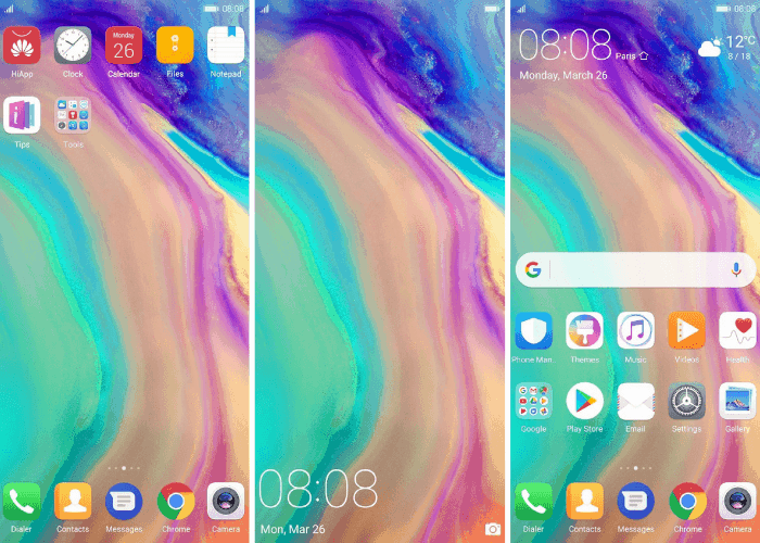Huawei P20 Stock Themes 10 - Download Huawei P20 Stock Themes For EMUI Devices