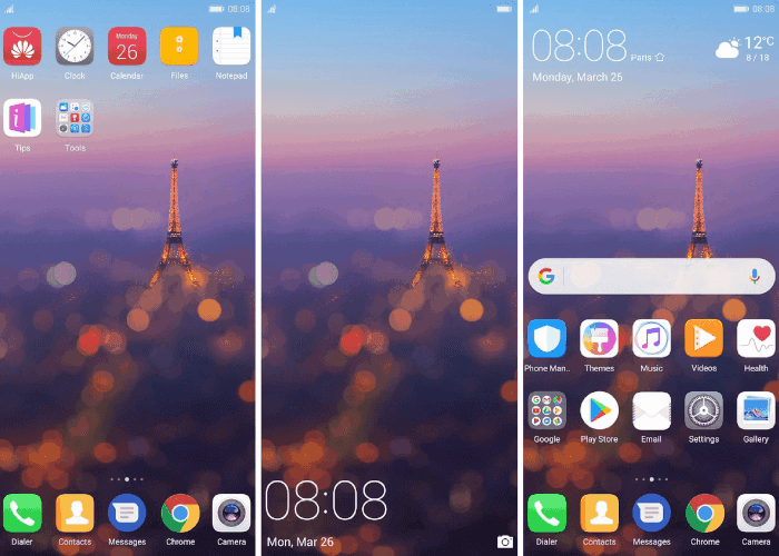 Huawei P20 Stock Themes 11 - Download Huawei P20 Stock Themes For EMUI Devices