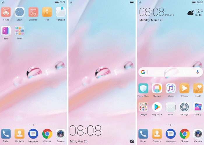 Huawei P20 Stock Themes 12 - Download Huawei P20 Stock Themes For EMUI Devices