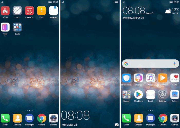 Huawei P20 Stock Themes 2 - Download Huawei P20 Stock Themes For EMUI Devices