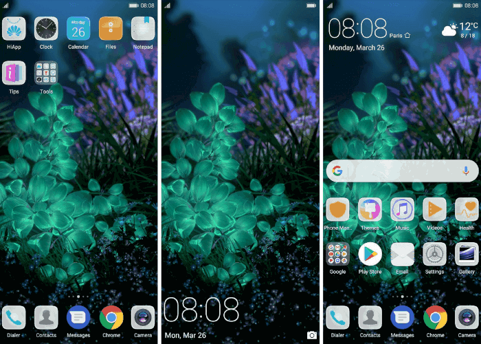 Huawei P20 Stock Themes 4 - Download Huawei P20 Stock Themes For EMUI Devices