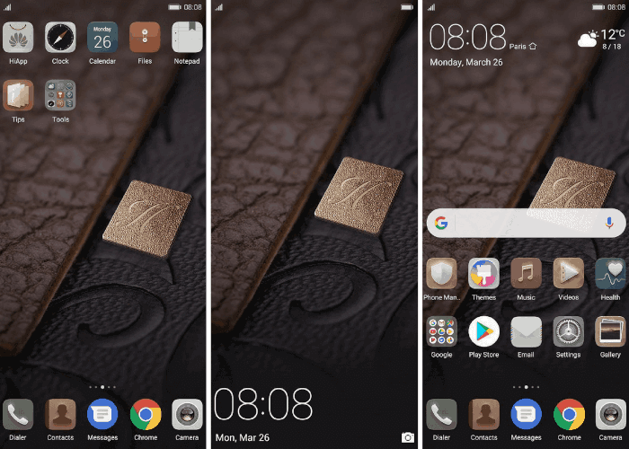 Huawei P20 Stock Themes 5 - Download Huawei P20 Stock Themes For EMUI Devices