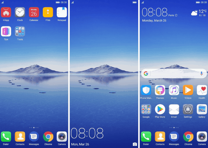 Huawei P20 Stock Themes 8 - Download Huawei P20 Stock Themes For EMUI Devices