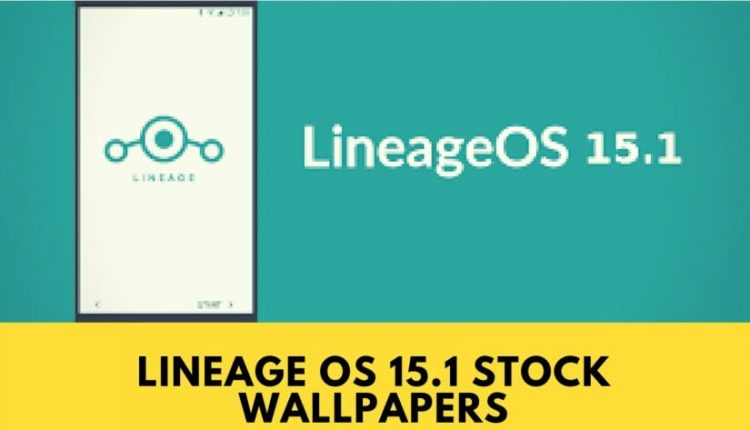 Lineage OS 15.1 Stock Wallpapers 750x430