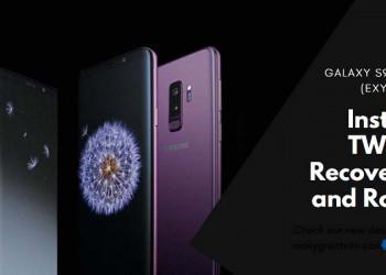 Root Samsung Galaxy S9, S9+