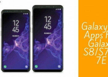Download Samsung Galaxy S9 Apps For Galaxy S8/S7/S7E APK